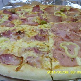 Pizza Quattro carni dostava