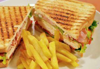 Klub sendvič 2 dostava