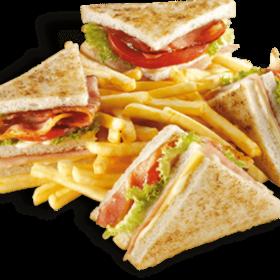 Klub sendvič 3 dostava