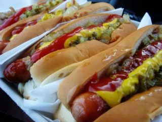 Grill hot dog dostava