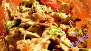 Cezar salata Maćado Bele Vode dostava