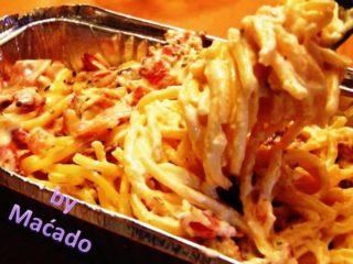 Pasta Carbonara delivery