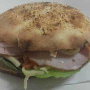 Pečenica sendvič