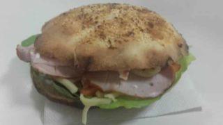 Pečenica sendvič Italian job dostava