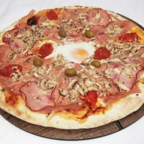 Pinokio + pizza delivery