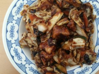7. Chicken in hot sichuan sauce Chaos Banovo Brdo delivery