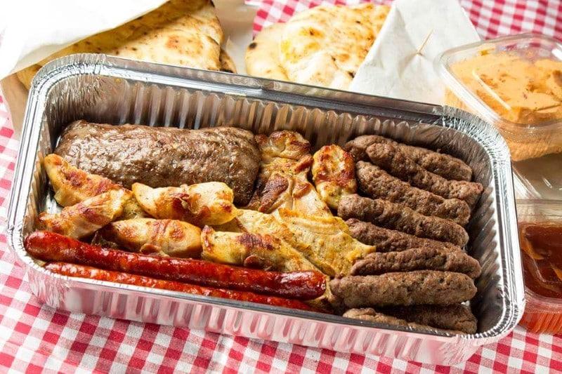 Mešano meso za 2 osobe dostava