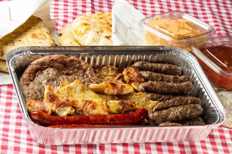 Mešano meso za 4 osobe dostava