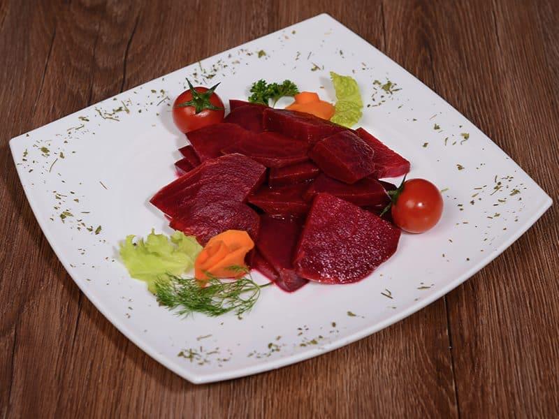 Čobanska cvekla salata