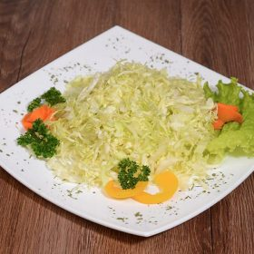 Shepherd's cabbage salad