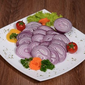Shepherd's onion salad