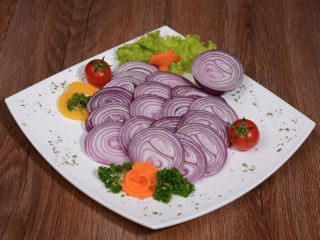 Shepherd's onion salad Čobanov odmor delivery