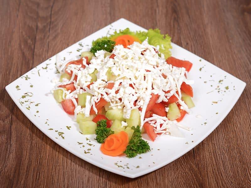 Mešana salata sa sirom dostava
