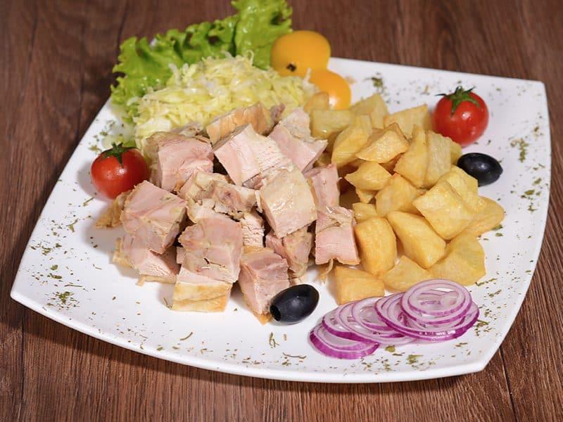Obrok rolovana piletina dostava