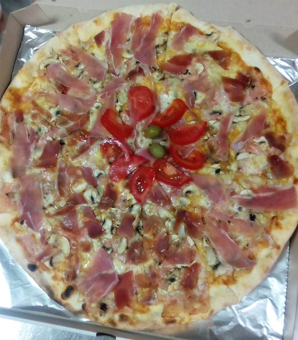 Montenegro pizza delivery