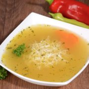 Shepherds chicken soup