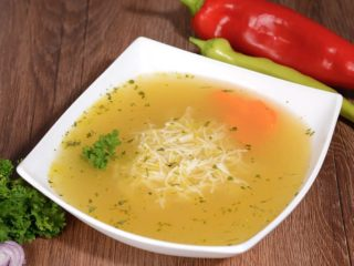 Shepherd's chicken soup Čobanov odmor delivery
