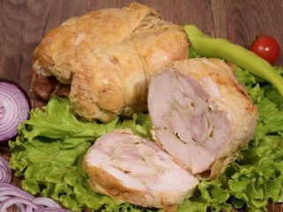 Shepherd's rolled chicken Čobanov odmor delivery