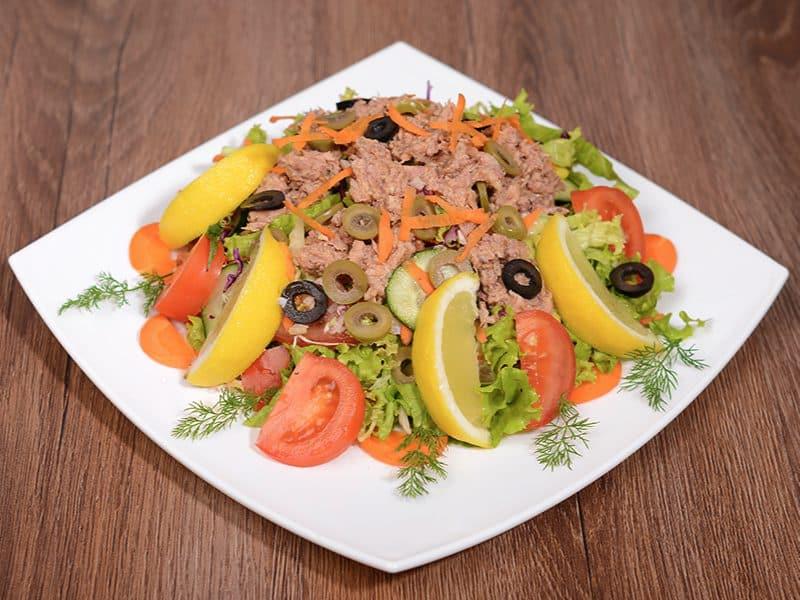 Čobanska salata s tunjevinom dostava