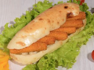 Shepherd's fasting flat bread with fish croquettes Čobanov odmor delivery