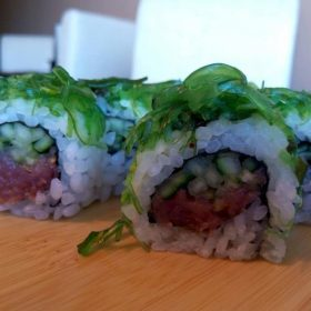 Kaiso - spicy tuna delivery