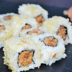 Crunchy sake no sote dostava