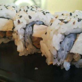 Tofu shiitake