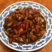 11. Chicken with almonds