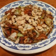 9. Chicken with peanuts