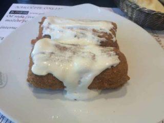 Pohovane palačinke - doručak dostava