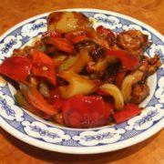 25. Piletina sa paprikom