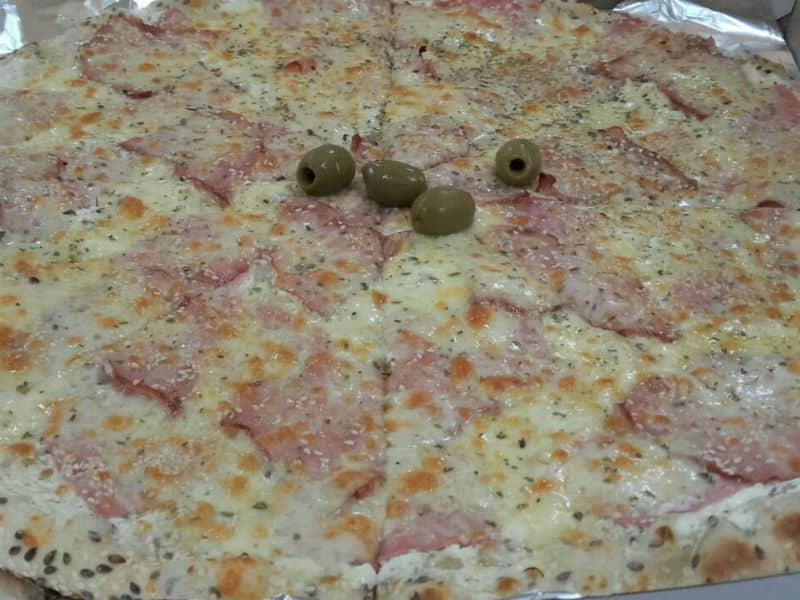 Susam pizza dostava