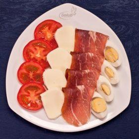 Golub doručak