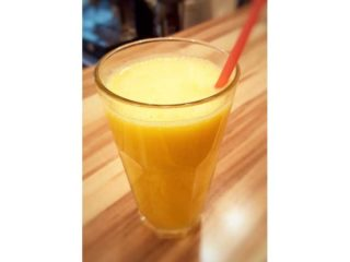 Orange juice Garden food & bar delivery