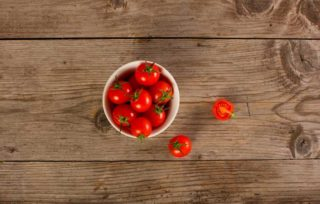 Cherry tomato salad delivery