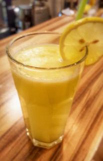 Lemon juice Garden food & bar delivery