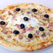 Monte Carlo pizza