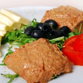 Tatar beefsteak