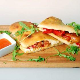 Gourmand sandwich
