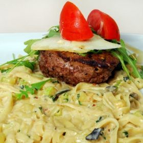 Biftek Mediteran