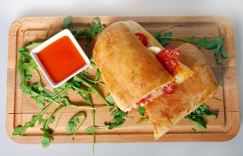 Pannonian sandwich delivery
