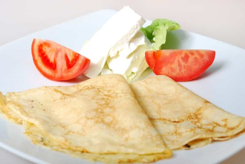 Pancakes with pechenitsa delivery