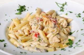 Penne Primavera Panter delivery