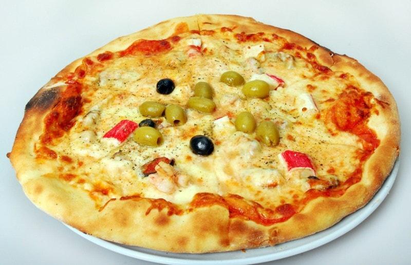 Plodovi mora pica dostava