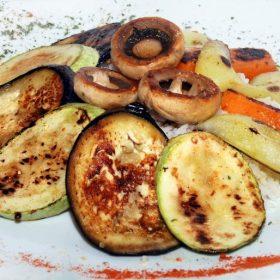 Povrće na žaru
