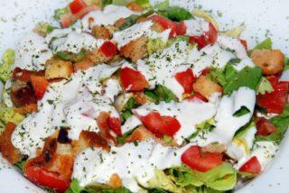 Caesar salad delivery