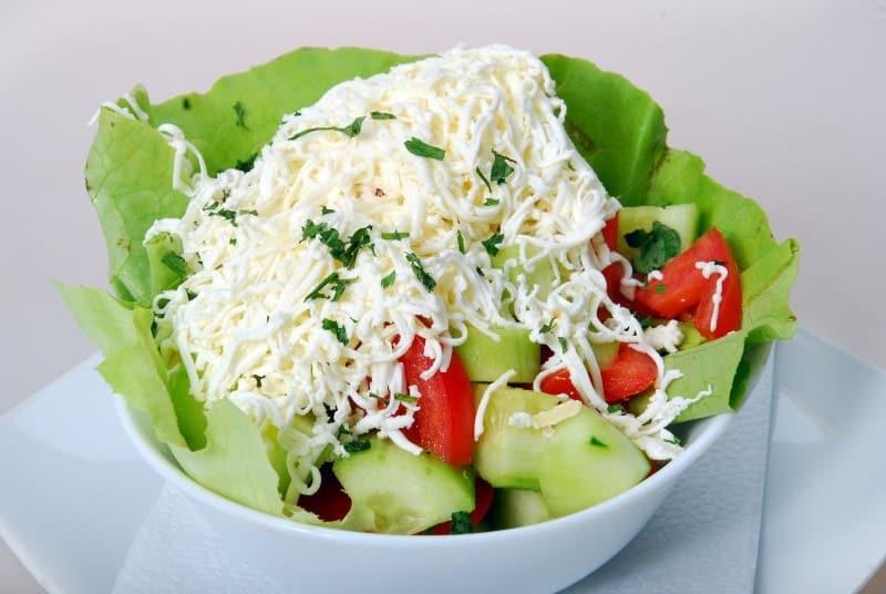 Shopska salad delivery