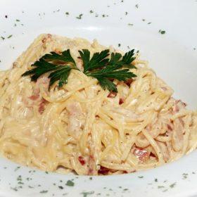 Špagete Karbonare