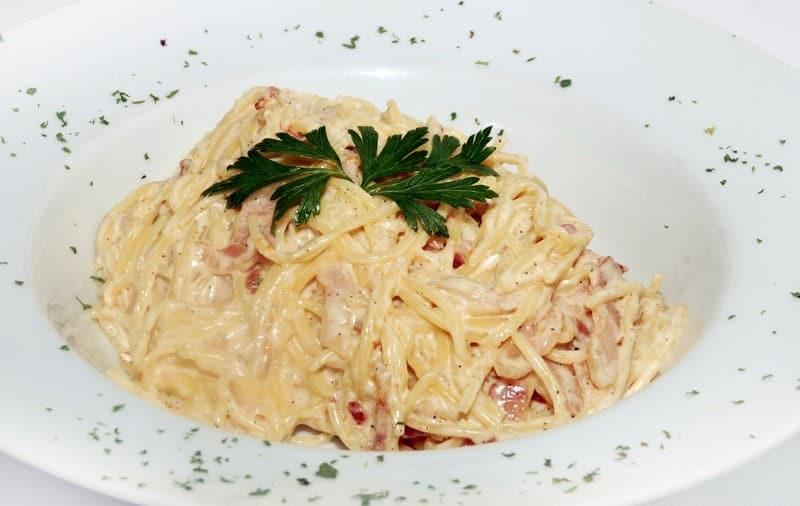 Špagete Karbonare dostava