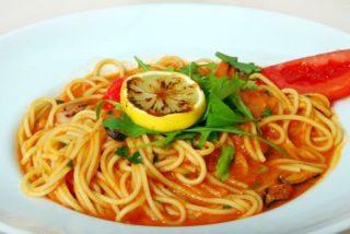 Špagete morski plodovi dostava